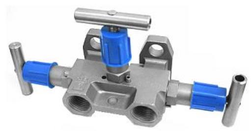 Manifold para Instrumentação