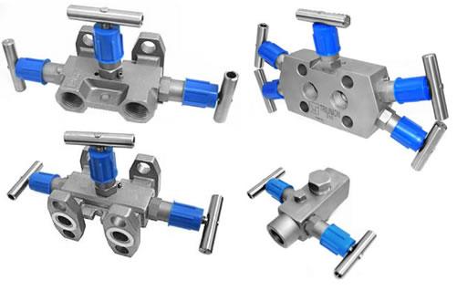 Manifold de instrumentação